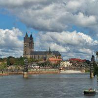 Kathedrale und Kirchen Magdeburg, Магдебург