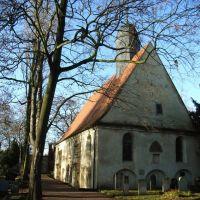Friedhofskapelle (Ostgiebel), Merseburg  (SK), Мерсебург