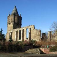 Kirchenruine St.  Sixti, Merseburg  (SK), Мерсебург