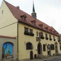 Rathaus, Merseburg, Мерсебург