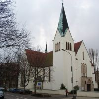Kirche, Merseburg  (SK), Мерсебург