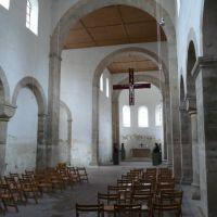 Germany_Saxony-Anhalt_Merseburg_Romanesque New Market Church St. Thomae_inside_P1100633.JPG, Мерсебург