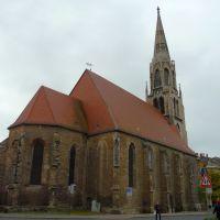 Germany_Saxony-Anhalt_Merseburg_Town-Church St. Maximi_P1100611.JPG, Мерсебург