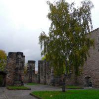 Germany_Saxony-Anhalt_Merseburg_Ruin of the Sixti-Church_P1100583.JPG, Мерсебург