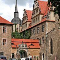 Merseburg - Schloss & Dom, Мерсебург