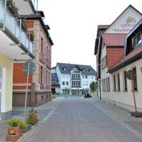 Große Ritterstraße in Merseburg, Мерсебург