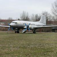 Im  Freigelände des * Luftfahrt - und Technik - Museumspark  Merseburg *, Мерсебург
