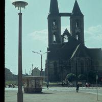 Halberstadt ,Martinikirche,, Халберштадт