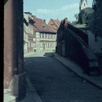 Halberstadt,Altstadt,ältere Aufnahme, Халберштадт