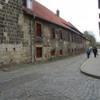 Am Buchhardi Tor, Халберштадт
