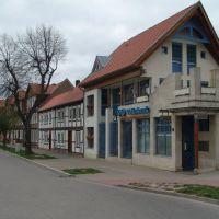 Burchardi Str., Халберштадт