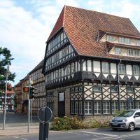 Hotel St.Florian, Халберштадт