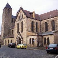 Moritz Kirche, Халберштадт