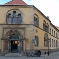 Postamt, Халберштадт