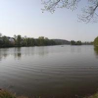 Teich mit Inselzoo, Альтенбург