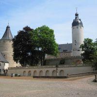 Der Schlosshof, Альтенбург