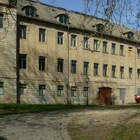 Altenburg - Blick auf das Palais des Schlosses ... habe keine Information was für eins.... bitte melden, wenn Sie es wissen, Альтенбург