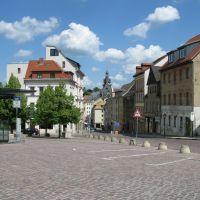 Altenburg, Rossplan, Альтенбург