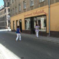 Hier gibt es die allerbeste Baisertorte der Welt!, Альтенбург