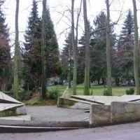Märzgefallenendenkmal (Monumento a los caídos en Marzo), Веймар