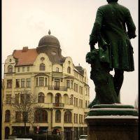 Hinter Wieland, Веймар
