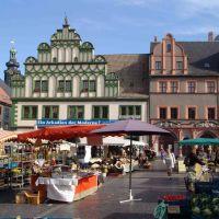 Am Marktplatz 2, Веймар