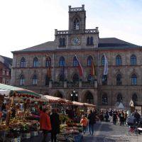 Rathaus am Marktplatz, Веймар