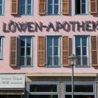 Löwen-Apotheke, Веймар