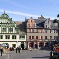 Cranach - und Stadthaus, Веймар