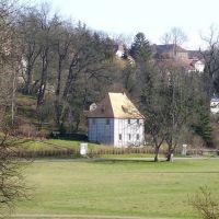Goethes Gartenhaus, Веймар