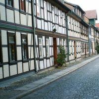 old street, Вернигероде