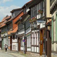 Häuserzeile, Вернигероде