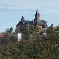 Wernigerode, Schloss, Вернигероде
