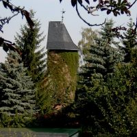 Germany_Harz Mountains_Wernigerode_CityWall_Watchtower_43, Вернигероде