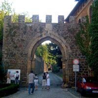 Germany_Saxony-Anhalt_Harz Mountains_Castle of Wernigerode_gate 1_45, Вернигероде