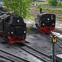 D / Werningerode Bahnhof (Harz), Вернигероде