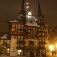 Germany, Wernigerode, Rathaus, Вернигероде