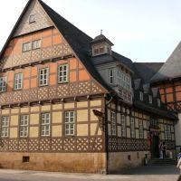 """Wernigerode - die """"Info"""" am Rathaus, Вернигероде"""