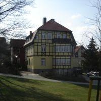 Haus, Wernigerode, Вернигероде
