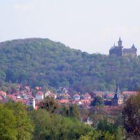 Wernigerode, Schlossblick, Вернигероде