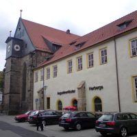 Herberge Augustinerkloster, Гота