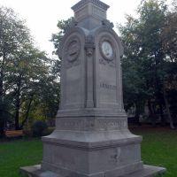 Denkmal Ernst Wilhelm Arnoldi, Гота