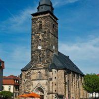 Margarethenkirche, Гота