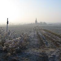 Winteransicht Kirchheim, Йена