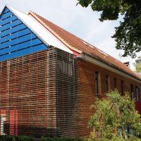 Nordhausen - Kindergarten Tierhaeuschen, Нордхаузен