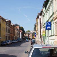 Nordhausen - Way to office (Wilhelm Nebelung Strasse), Нордхаузен