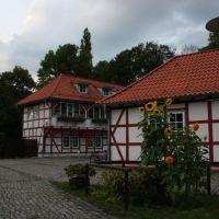 """Nordhausen - Office (Jugendgäste- und Bildungshaus """"Rothleimmühle"""" - Mein Arbeitplatz), Нордхаузен"""