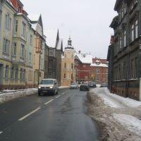 Nordhausen, Grimmelallee, Нордхаузен