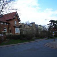oberhalb der Promenade, Nordhausen, Нордхаузен