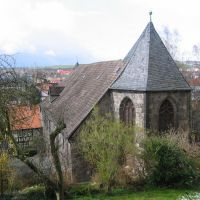 Nordhausen - Altendorfer Kirche, Нордхаузен